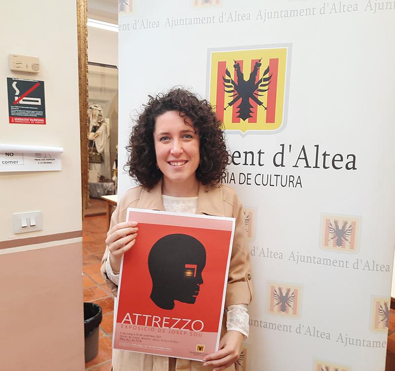 """Cultura presenta la exposición """"Attrezzo"""" de Josep Sou"""