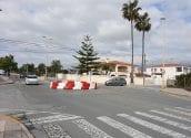 Infraestructures executarà una rotonda a l'Avinguda Juan Alvado