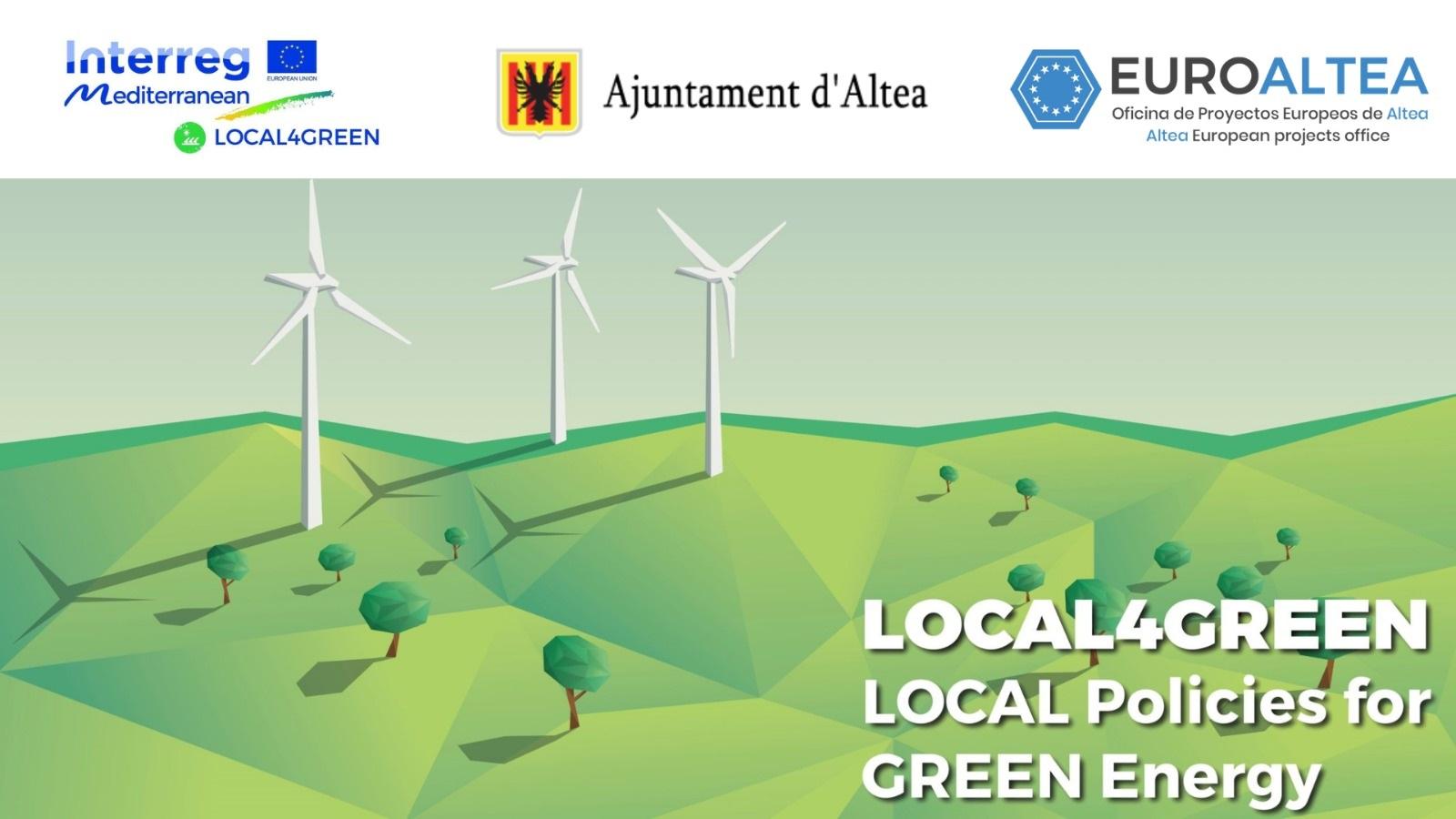 EuroAltea participa en la sessió LOCAL 4 GREEN