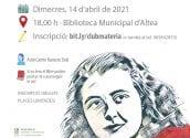 Cultura programa una segona sessió del Club de Lectura Matèria de Bretanya