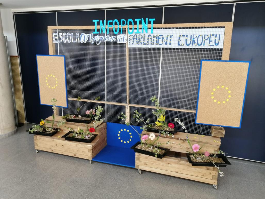Projectes Europeus recolza a l'IES Bellaguarda en el programa EPAS