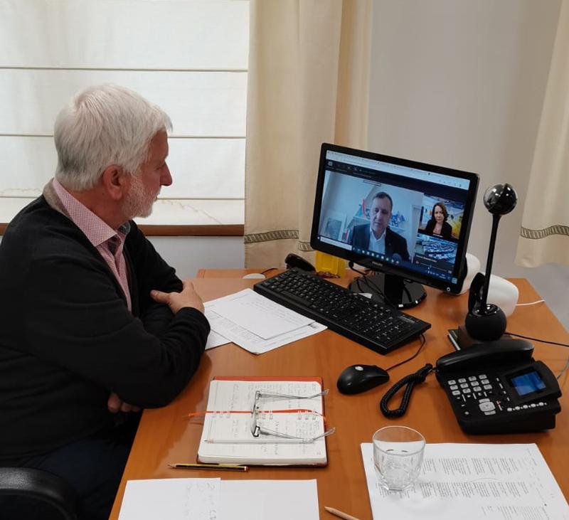 Jaume Llinares participa en el acto europeo sobre el Pacto de los Alcaldes