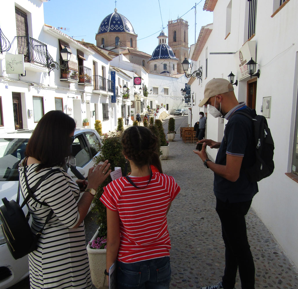 Turisme valora positivament la temporada de Setmana Santa