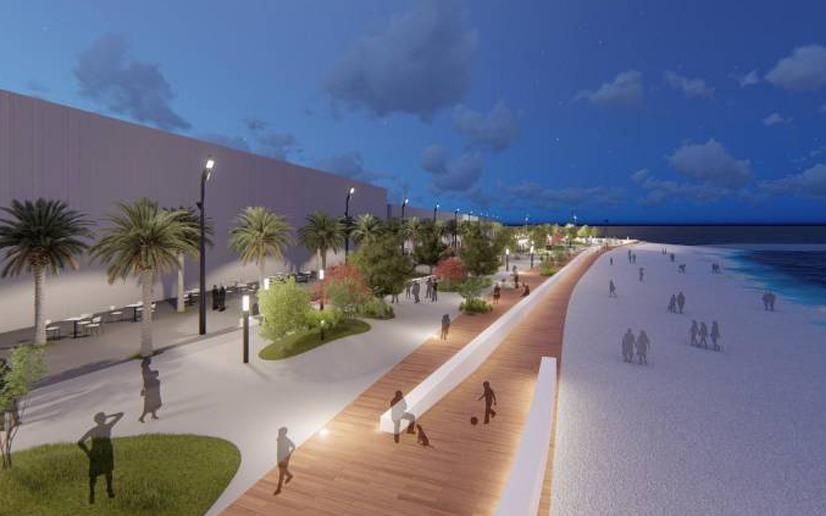 El Alcalde comunica que el próximo 17 de mayo empezarán las obras de la nueva playa y paseo
