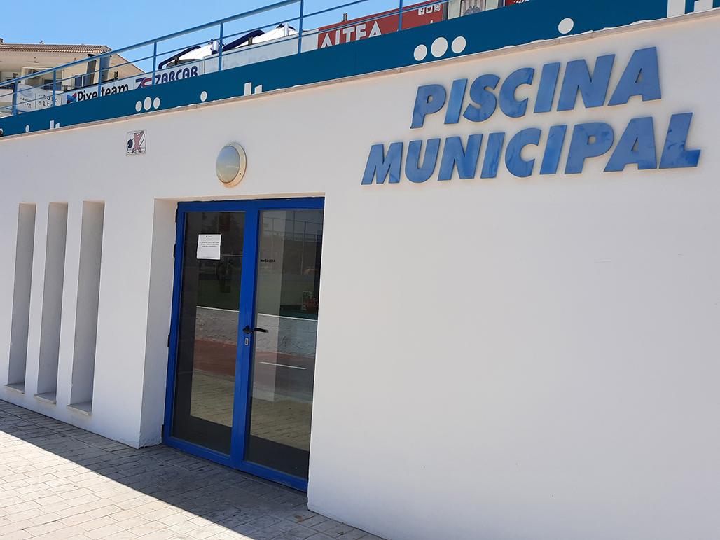 La Piscina Municipal vuelve a manos del Ayuntamiento