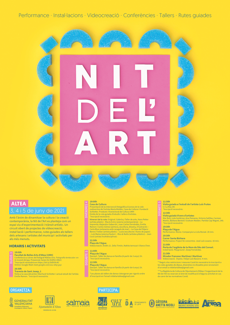 Comença la Nit de l'Art 2021!