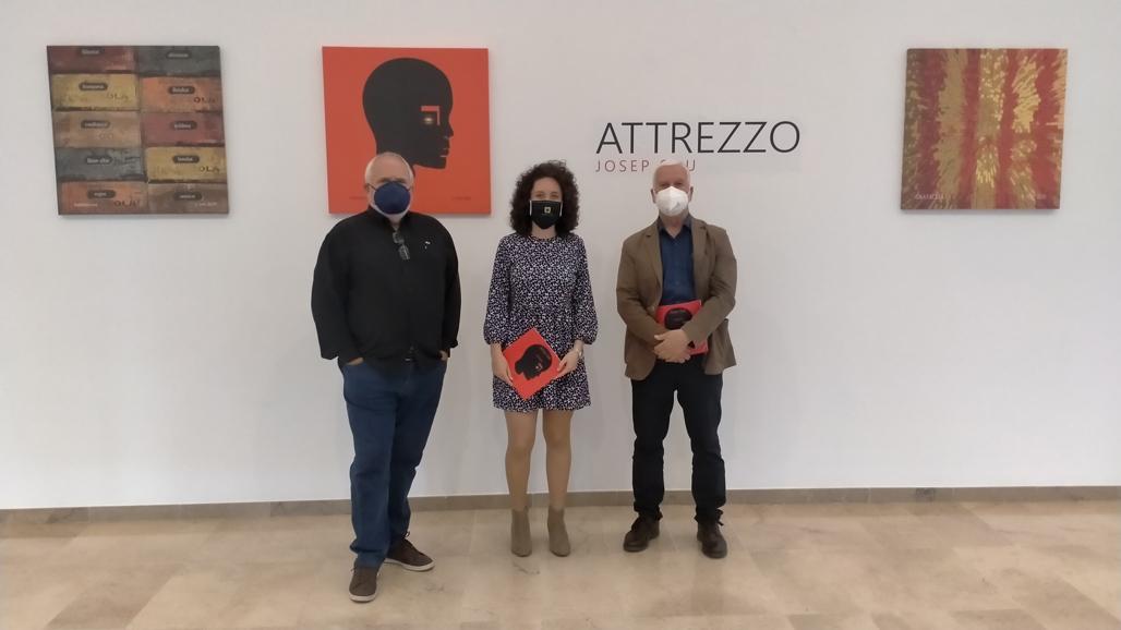 """Attrezzo"" de Josep Sou ya se expone en Palau Altea"