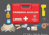 Bienestar Social y Cruz Roja ponen en marcha talleres de primeros auxilios destinados a mayores