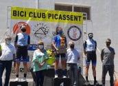 Laura Guardeño es proclama campiona de la Comunitat Valenciana de ciclisme en categoria Cadet Fèmines