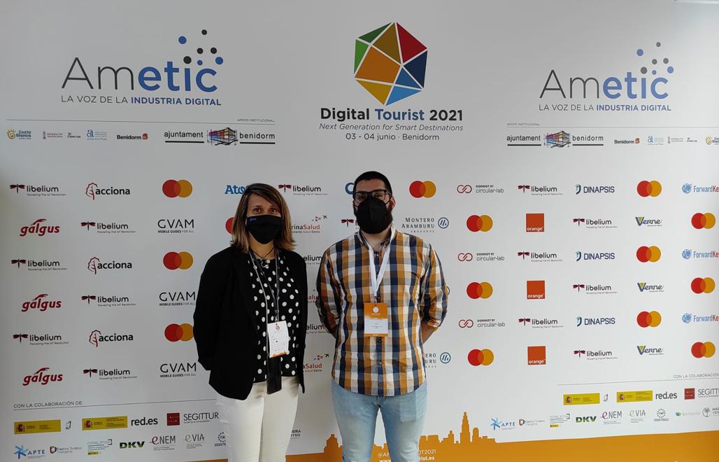 Altea presenta su proyecto DTI en el congreso Digital Tourist