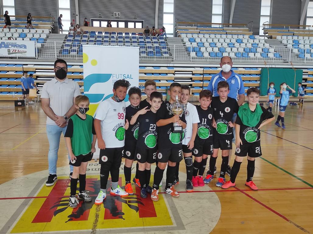 Altea, sede de las finales provinciales y autonómicas de fútbol sala