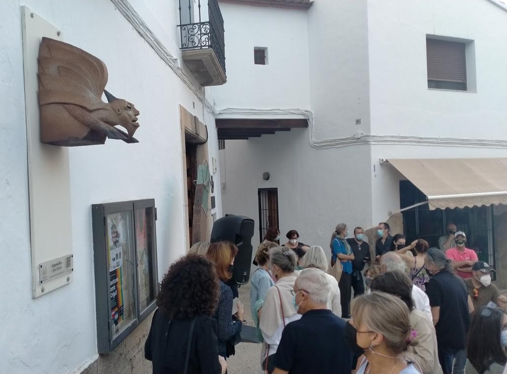 Las gárgolas toman las calles del Casco Antiguo