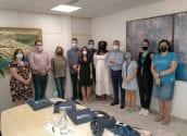 Eurodisea incorpora cuatro jóvenes en el Ayuntamiento de Altea