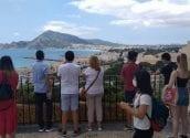 Les visites guiades turístiques continuen durant setembre