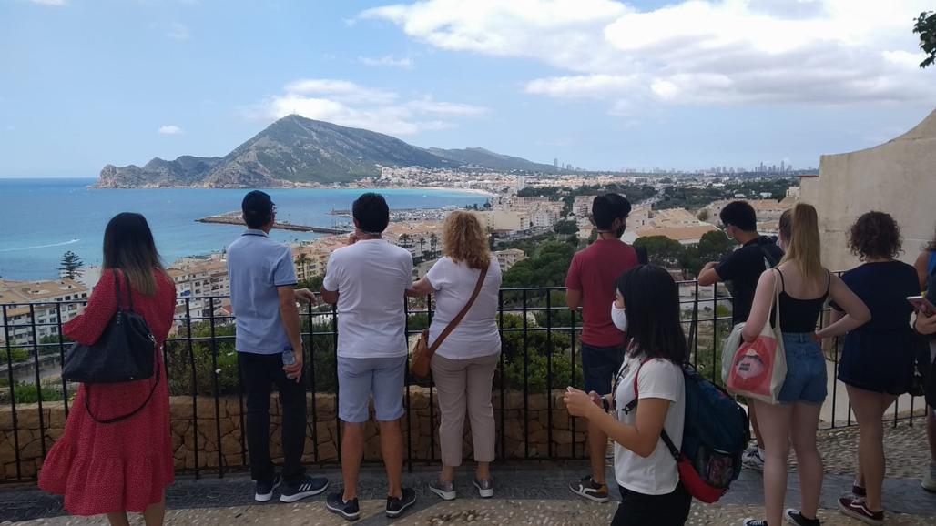 Las visitas guiadas turísticas continúan durante septiembre
