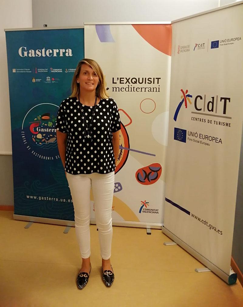 Altea participa en la clausura del Máster de Arroces y Alta Cocina Mediterránea de la UA