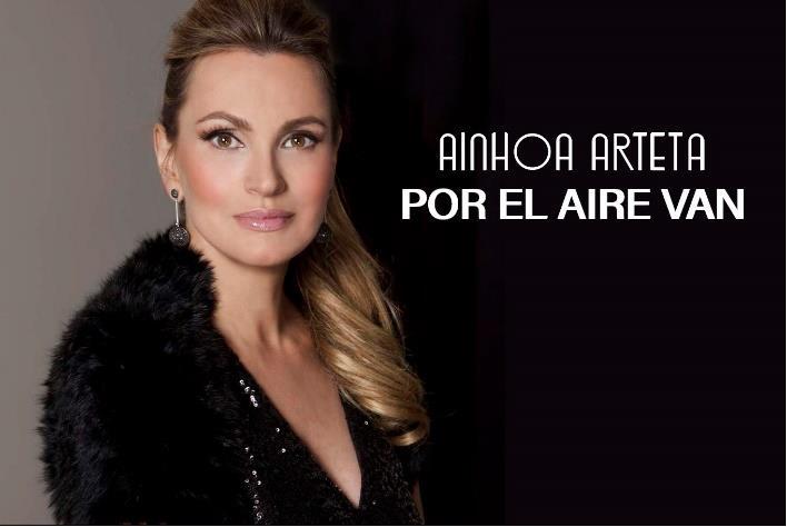 "Palau Altea presenta: Ainhoa Arteta ""por el aire van"""
