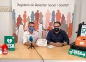 Sanitat instal•la tres nous punts DESA en instal•lacions municipals