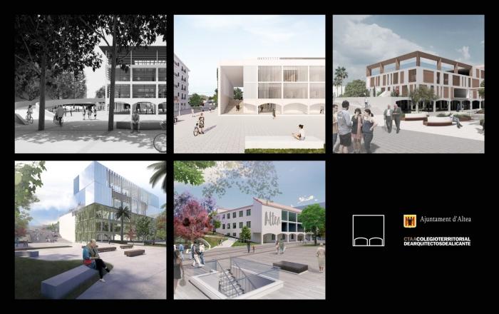Urbanismo expondrá las propuestas del concurso de ideas de remodelación del Ayuntamiento y su entorno
