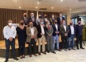 La concejala de Turismo y Hacienda, Xelo González, asistía el pasado viernes al acto de cambio de presidente del Rotary Club Benidorm