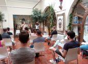 12 auxiliars d'informació Covid comencen este cap de setmana al Poble Antic
