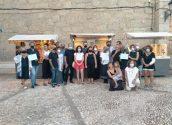 El jurat concedeix el primer premi de la 38 Mostra d'Artesania a Pere & Digna
