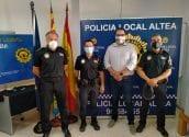 La Policia Local estrena uniformes fets amb materials sostenibles