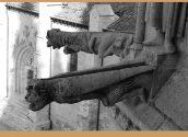 """Miércoles 1 de septiembre, a las 20h en la Casa de Cultura, Dolores Herrero, especialista en gárgolas y su iconografía, ofrecerá la conferencia """"Las Gárgolas"""". Entrada libre, aforo limitado y medidas anti COVID."""