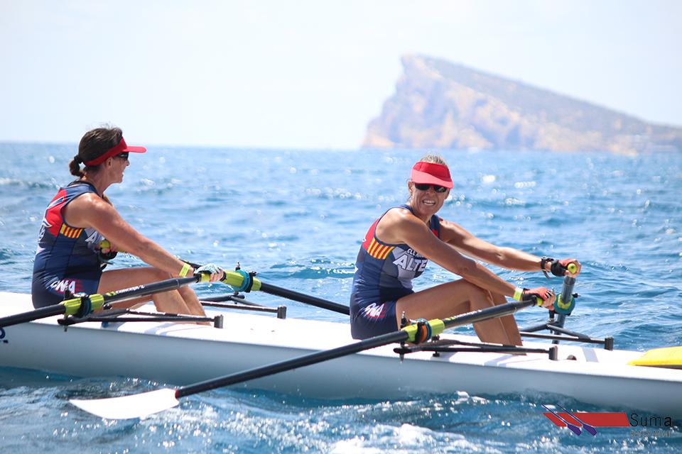 L'equip de rem del CN Altea assistirà al Campionat d'Espanya de Rem de Mar