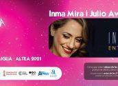 A Boqueta Nit te ofrece el concierto de Inma Mira y Julio Awad. Viernes 13 de agosto a las 21h en la Plaça de l'Aigua.  Venta de entradas en alteacultural.com