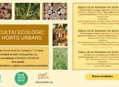 Altea reprén la formació en agricultura ecològica per a horts