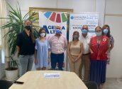 Personal d'EuroAltea i Creu Roja es prepara per a una nova mobilitat en Itàlia