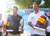 Hongria es fa amb el títol mundial de Flying Dutchman a Altea