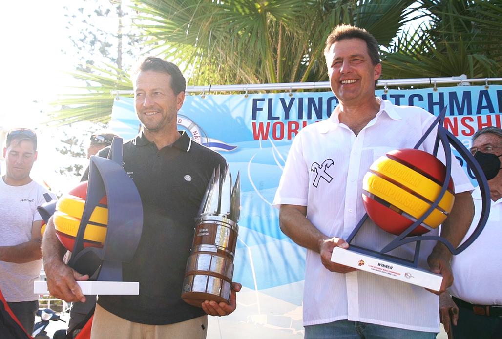 Hungría se hace con el título mundial de Flying Dutchman en Altea