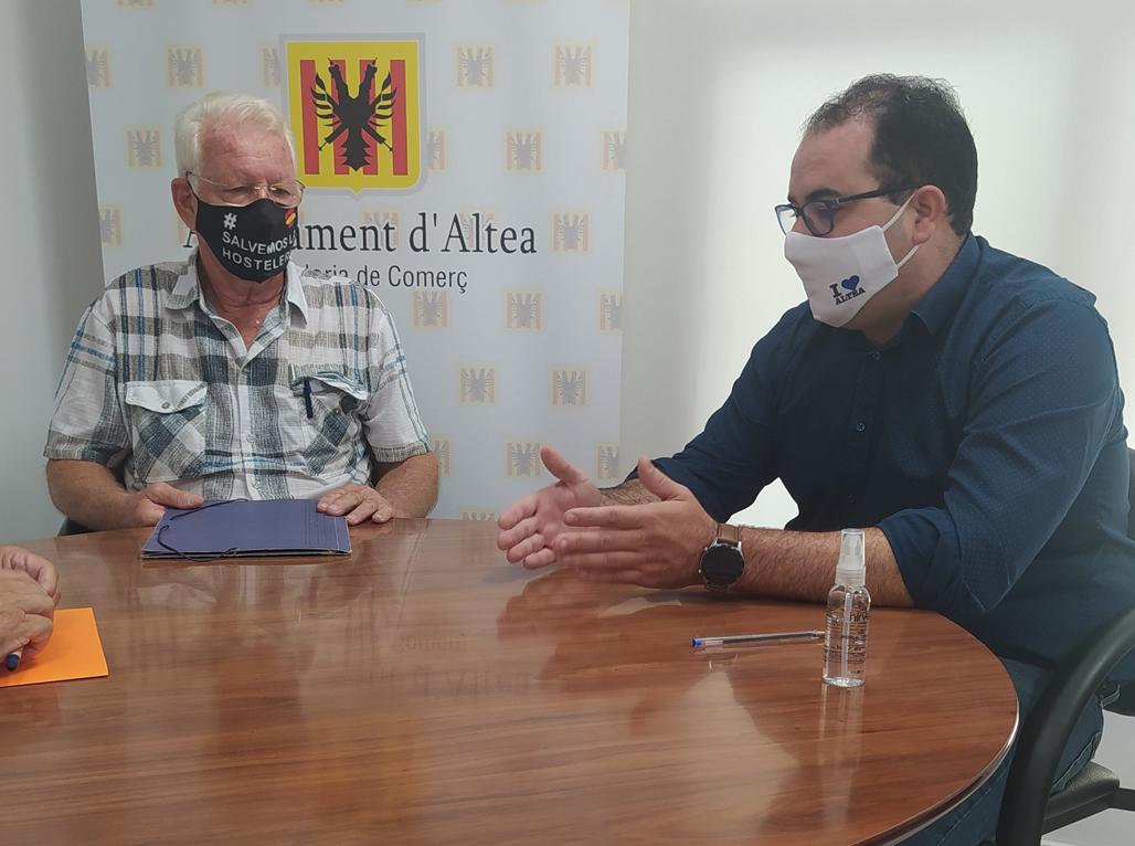 El Ayuntamiento y HOSPAL firman un convenio de colaboración para la promoción de la gastronomía local