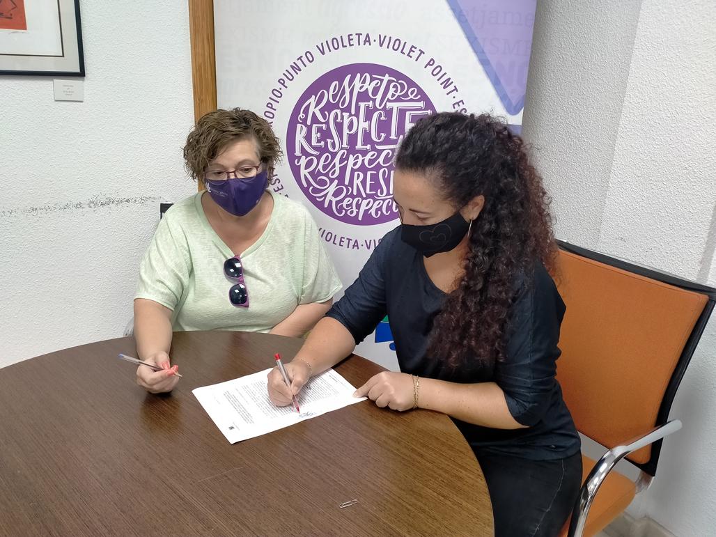 Igualtat treballarà al costat de Mujeres con Voz per a potenciar els seus serveis
