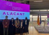 EuroAltea, a través de la seua responsable tècnica, Paloma Verdú; ha participat en la taula sobre fons europeus de les jornades Terra Innovadora organitzades per la FVMP a Alacant