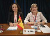 La delegació alteana presenta els resultats del 45 encontre general del Douzelage