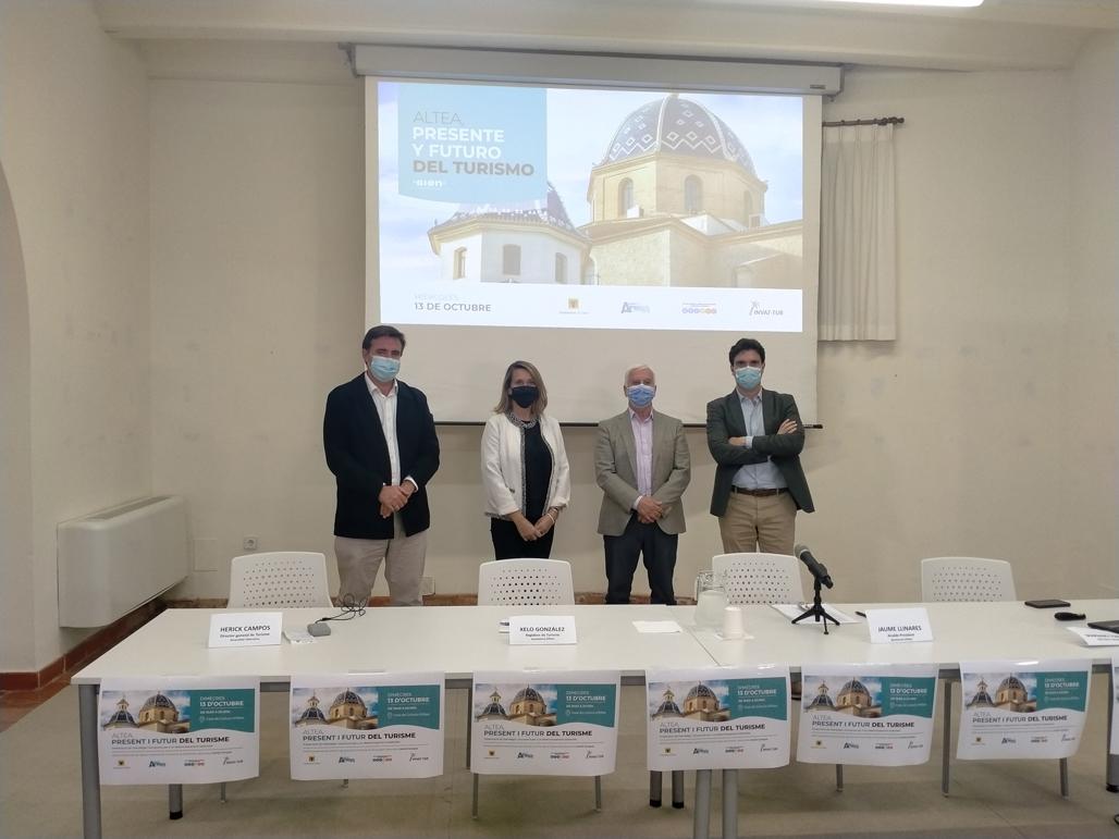 Altea optarà a ser el primer DTI certificat d'Espanya amb menys de 50.000 habitants
